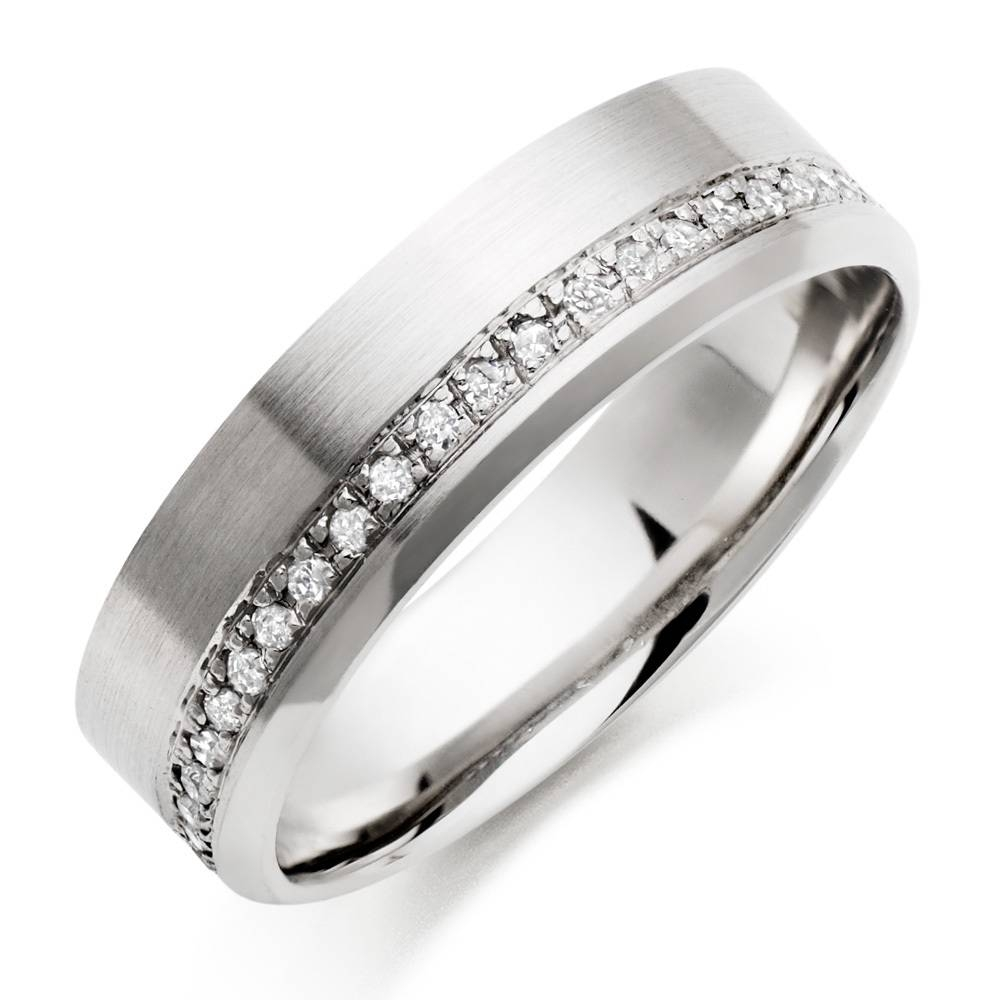 Wedding Ideas : Mens Diamond Wedding Bands Platinum Mens Diamond Within 2018 Platinum Mens Wedding Bands With Diamonds (View 13 of 15)
