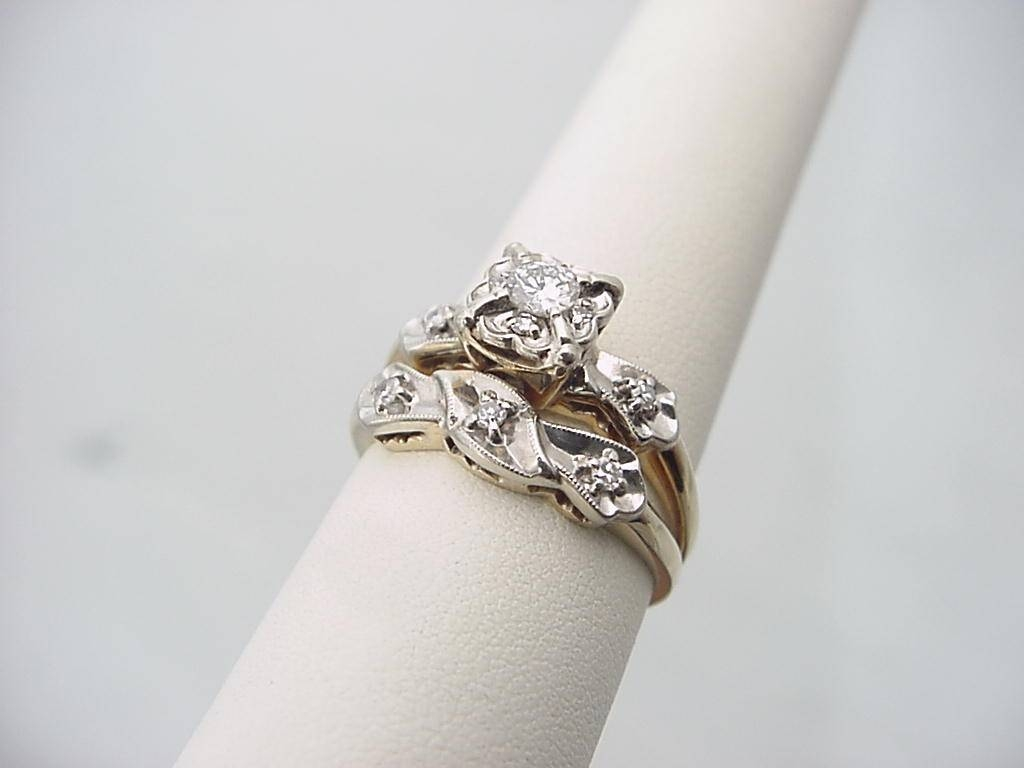 Featured Photo of Estate Wedding Rings