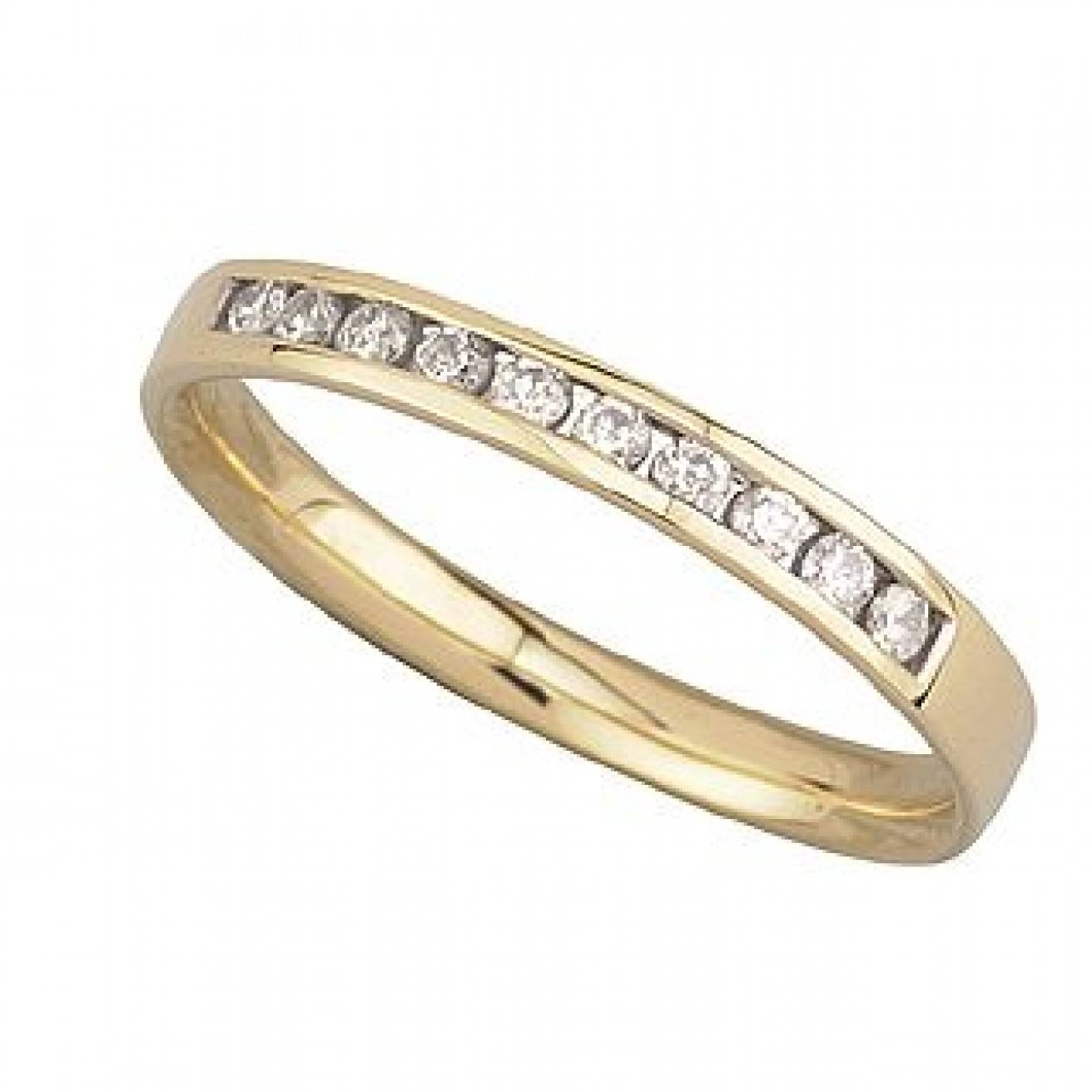 rings lunns rose gold eternity ring carat engagement