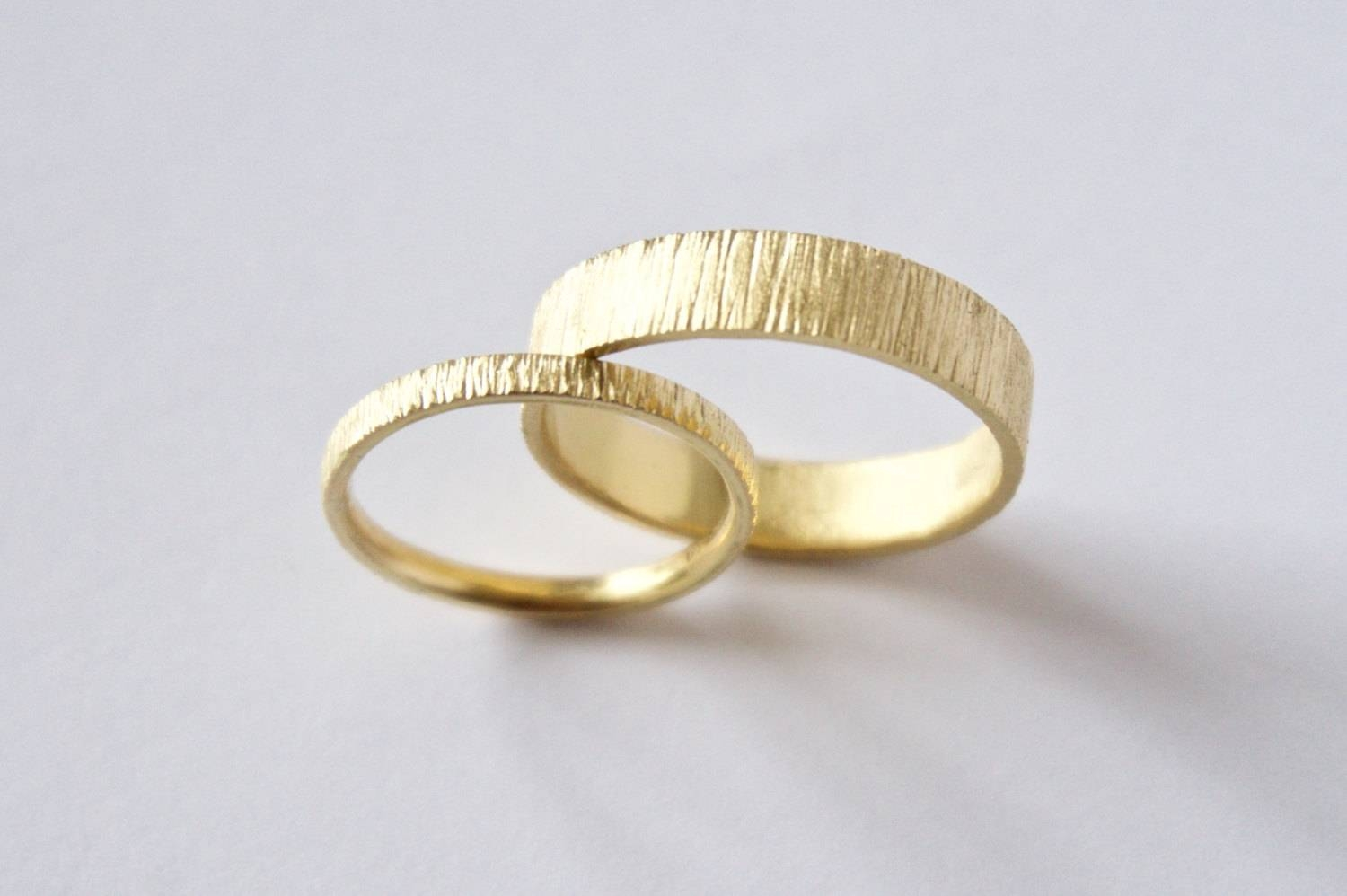 Wedding Rings : 18K Gold Ring Value 18 Karat Gold Wedding Ring Is Throughout Current 18 Carat Gold Wedding Bands (View 13 of 16)