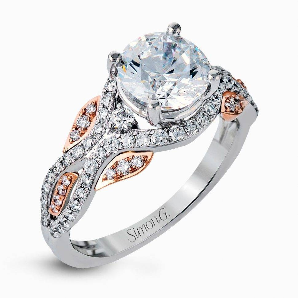 15 Best Collection of 3 Band Engagement Rings