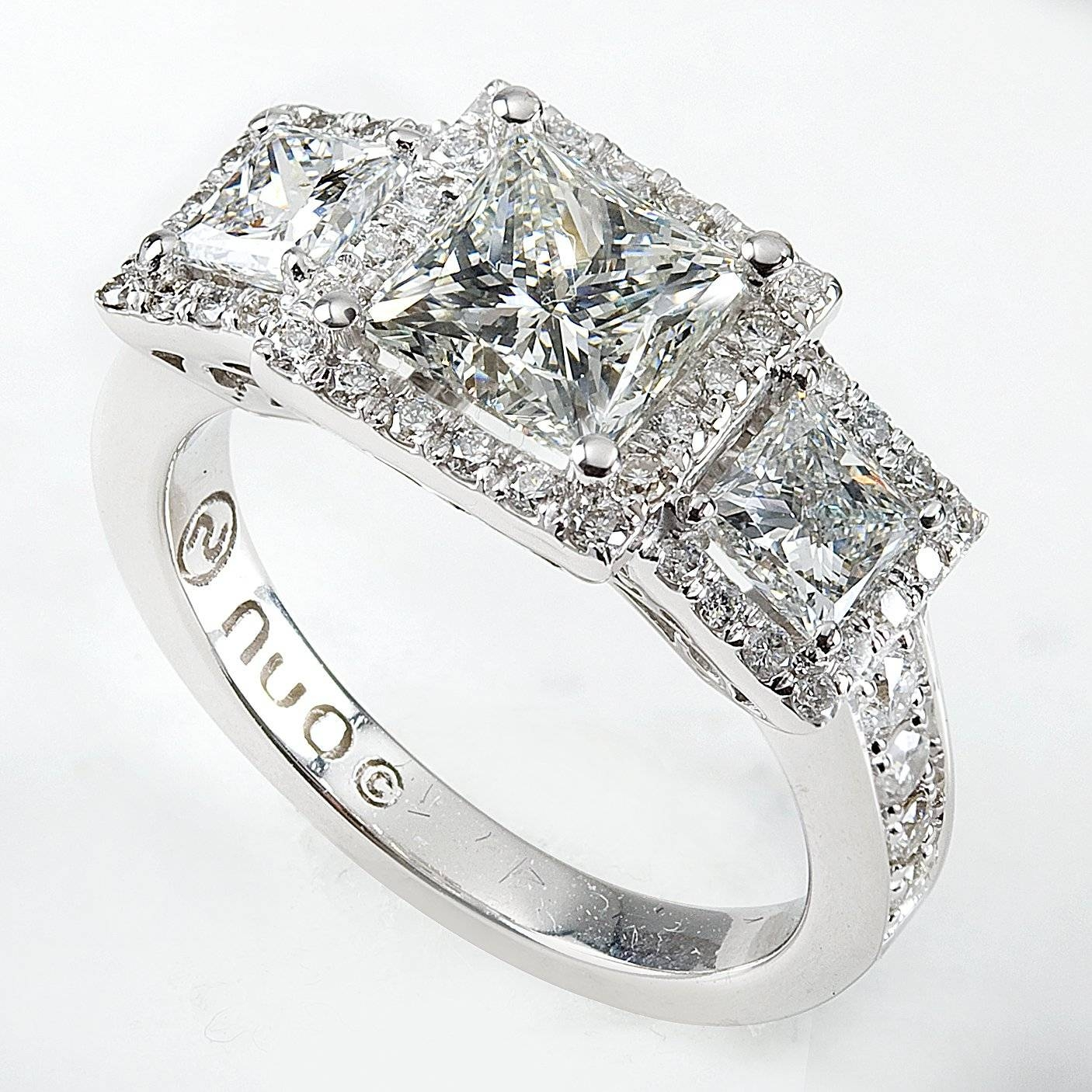 ring rings engagement tacori ht jewellery platinum crescent diamond pr cut reverse princess