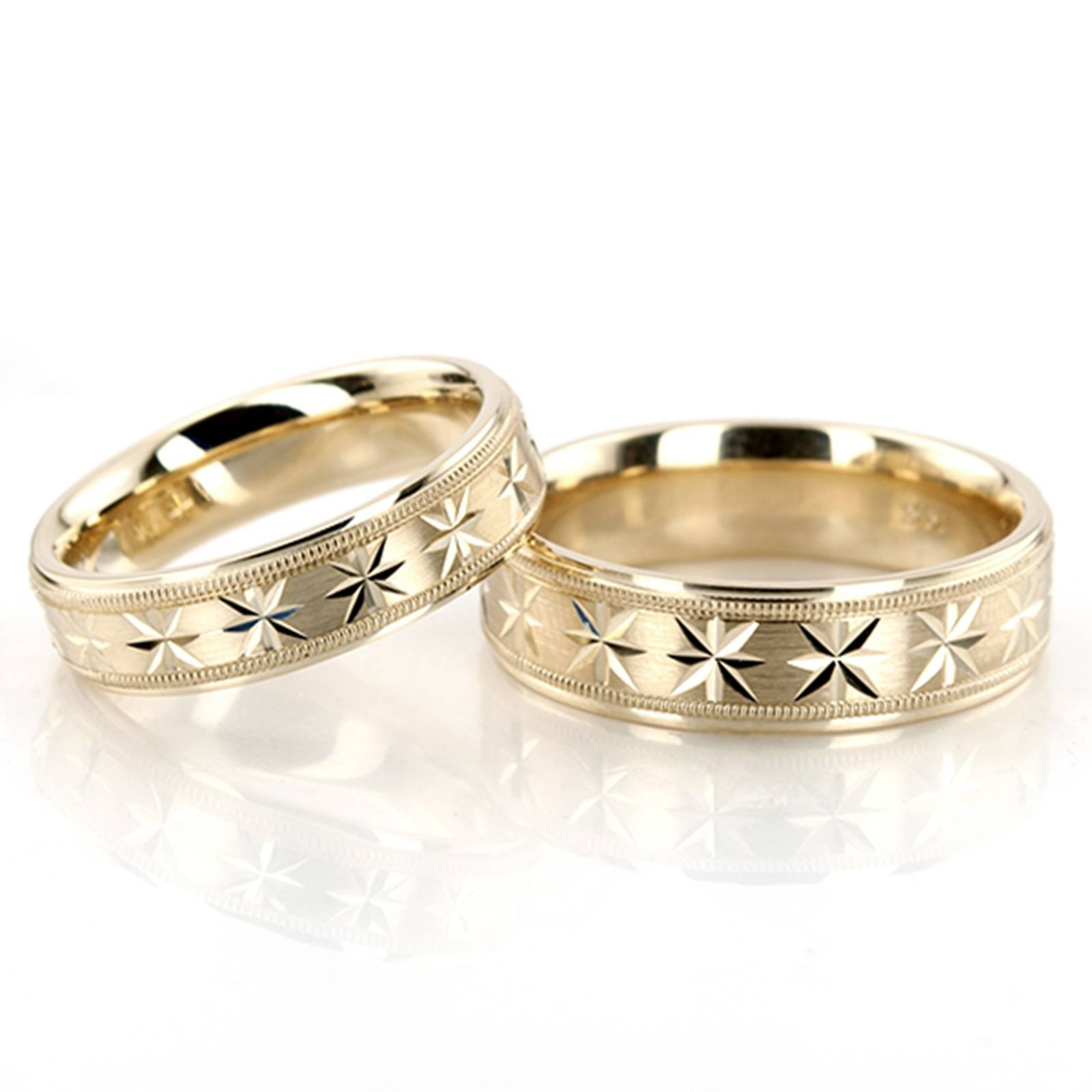 and white unique carved mens band dune mccaul yellow gold wedding platinum textured rings bands hand