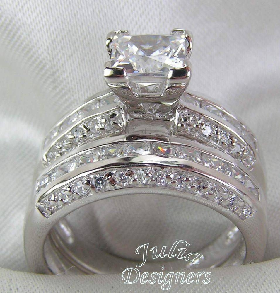 Wedding Rings : Cheap Engagement Rings And Wedding Band Sets Cheap For Inexpensive Diamond Wedding Ring Sets (View 11 of 15)