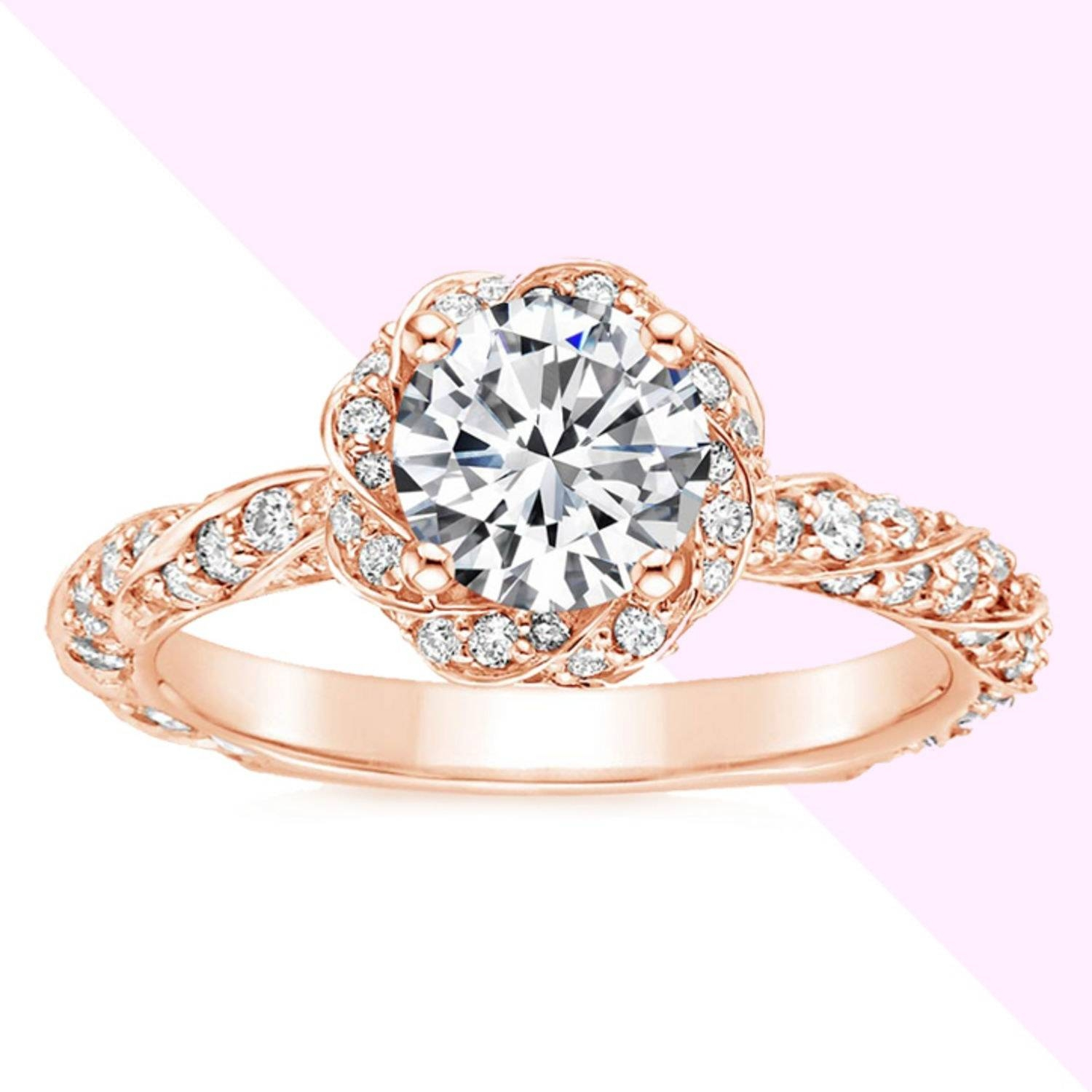 Wedding Rings : Engagement Ring Trendsdecade Newest Wedding Throughout Newest Style Engagement Rings (View 3 of 15)