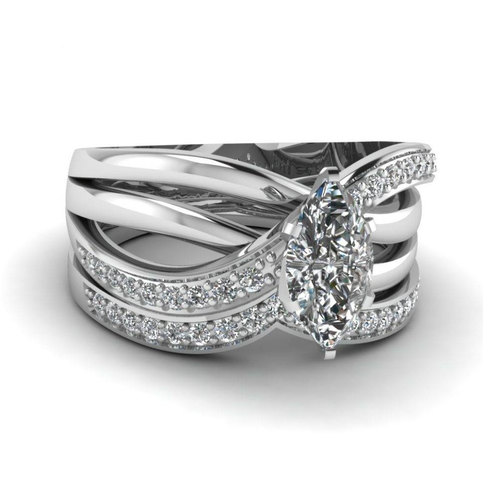 Wedding Rings : His And Her Rings Set Diamond Engagement Rings Intended For Big Diamond Engagement Rings (Gallery 10 of 15)