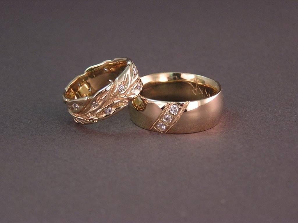 Wedding Rings : Kids Name Rings Custom Design Engagement Ring In Current Custom Design Wedding Bands (View 12 of 15)