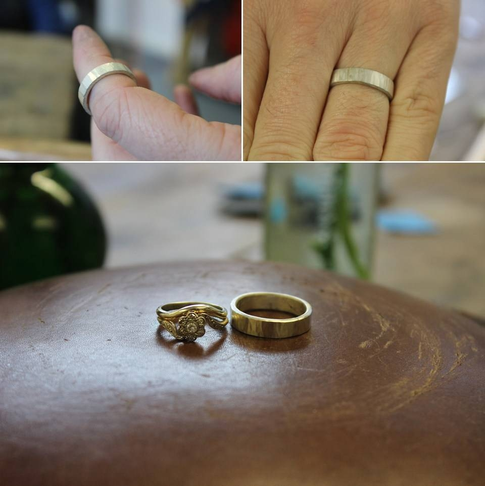 Wedding Rings : Make Your Own Wedding Ring Workshop Los Angeles For Massachusetts Wedding Bands (View 10 of 15)