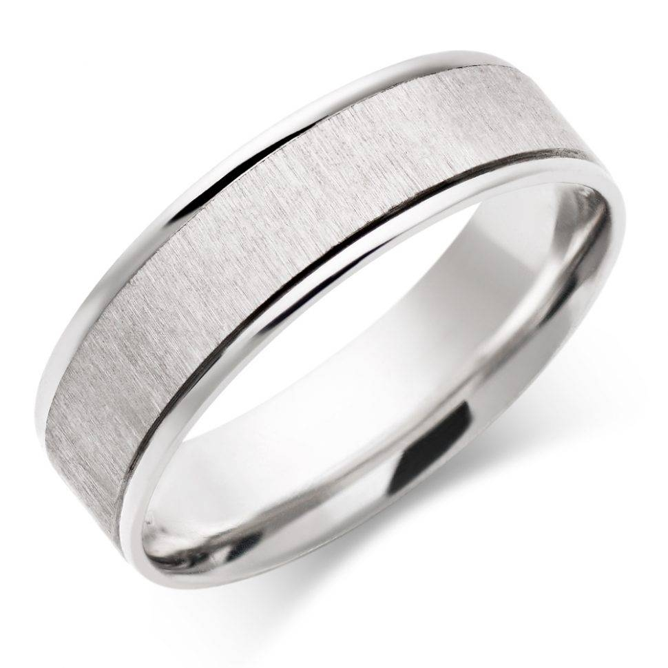 Wedding Rings : Mens Tungsten Carbide Wedding Bands Tungsten Vs With Regard To Mens White Gold Wedding Rings (View 14 of 15)