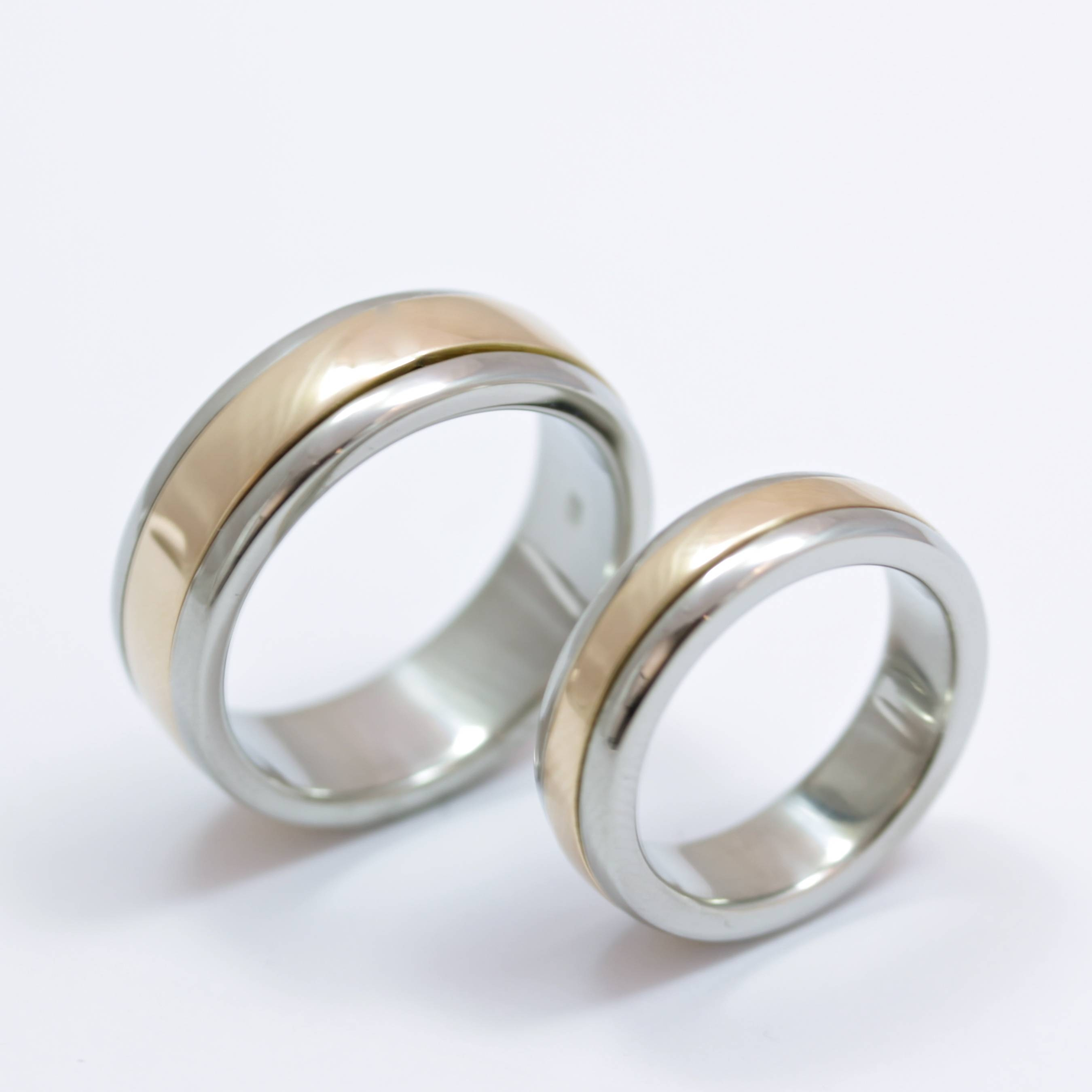 Wedding Rings : Palladium Vs Platinum Hardness Palladium Rings Inside Most Recent Palladium Wedding Bands For Women (View 10 of 15)