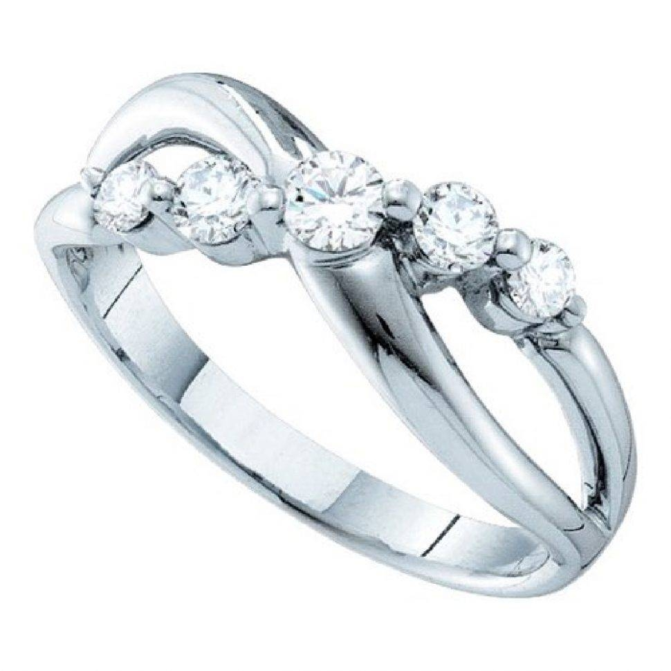 Wedding Rings : Petite Pave Engagement Ring Diamond Setting Styles Inside Flush Setting Engagement Rings (View 15 of 15)