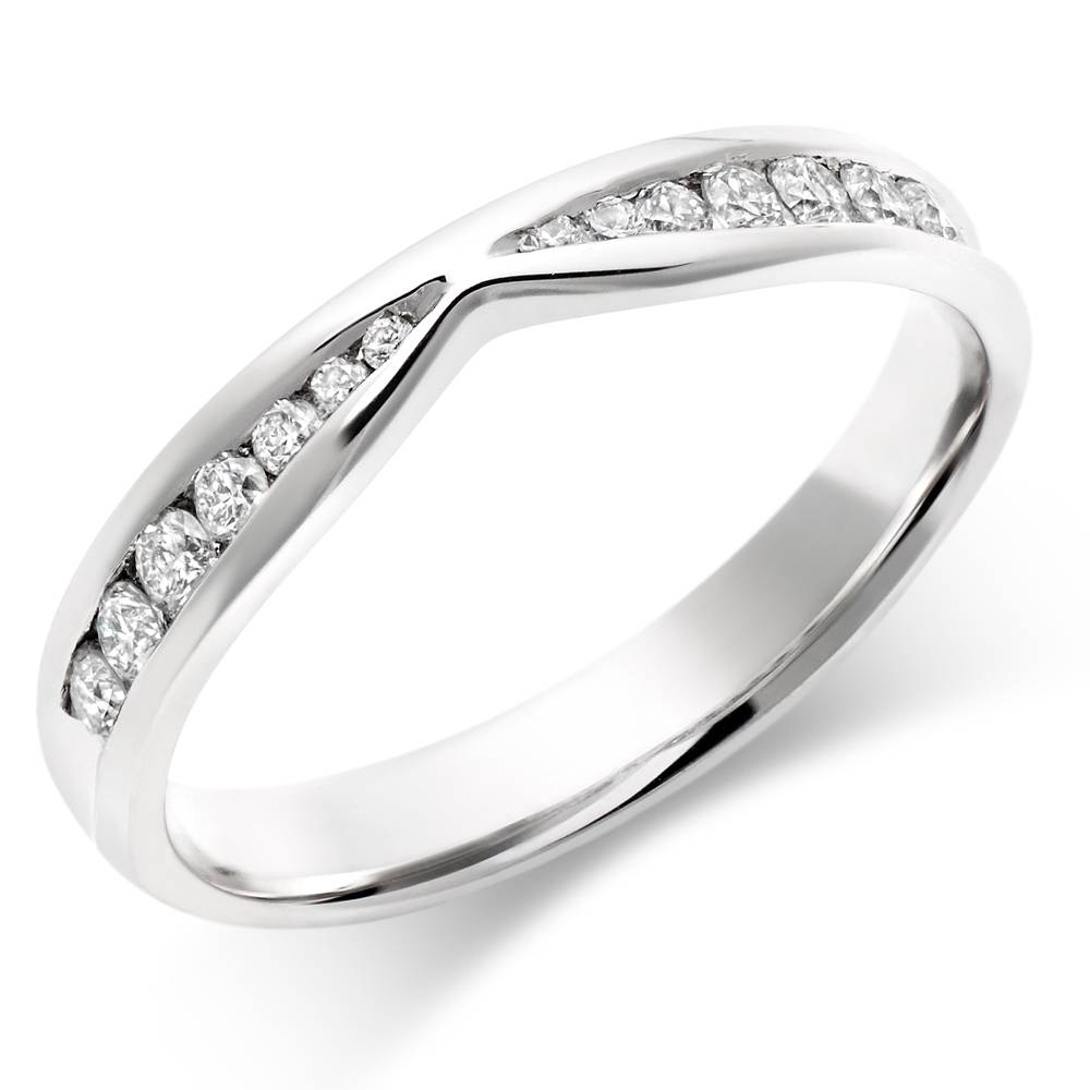 Wedding Rings : Platinum Wedding Rings Sets Selecting The Platinum With Womens Platinum Wedding Bands (View 13 of 15)