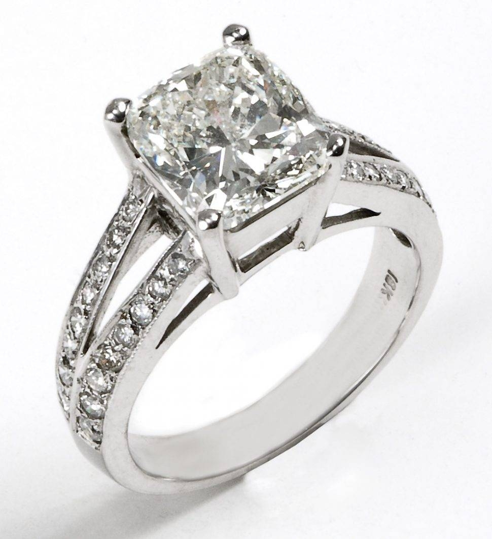 Wedding Rings : Qvc Diamond Wedding Rings Black Diamond Wedding Inside Big Diamond Engagement Rings (Gallery 12 of 15)