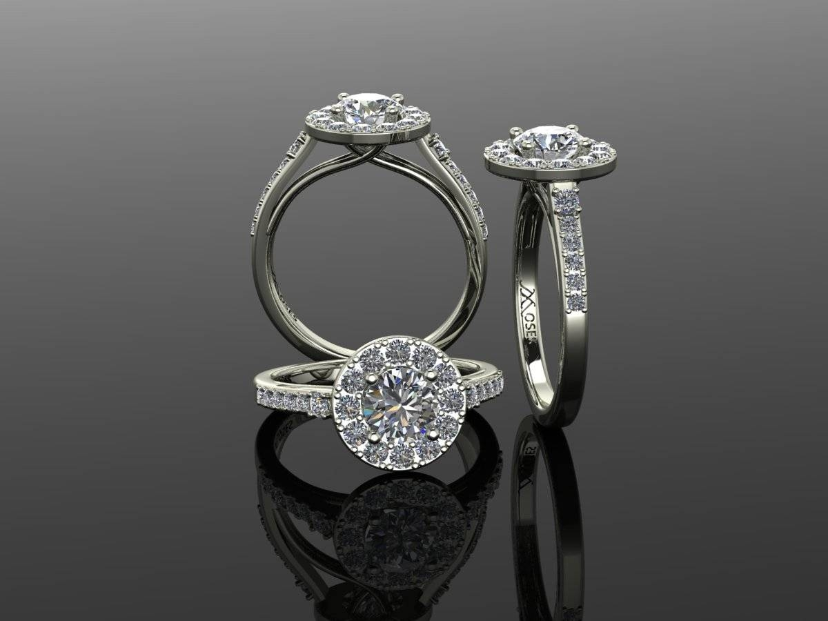 Wedding Rings : Rialto Jewelry Co Inc Alice, Tx Americus Diamond In Layaway Wedding Rings (View 10 of 15)