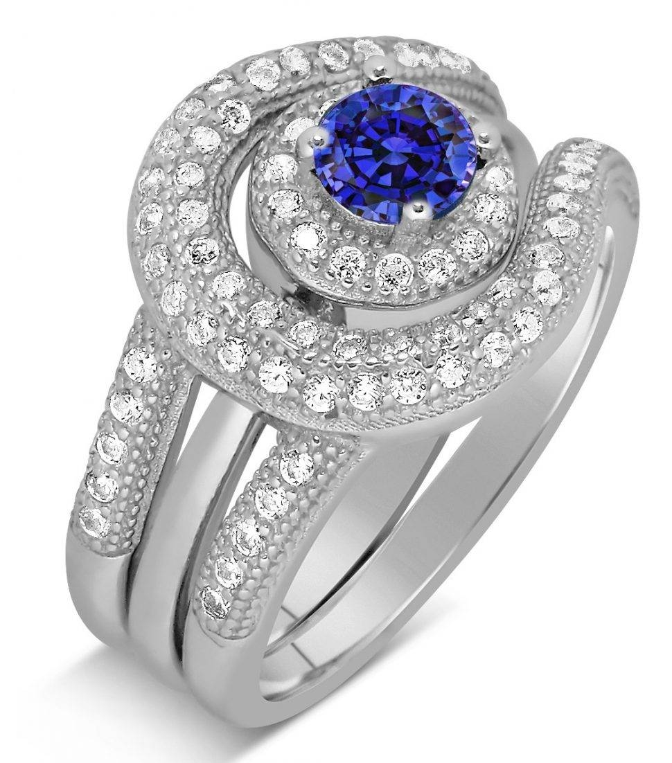 Wedding Rings : Sapphire Engagement Rings Meaning Estate Wedding Pertaining To Estate Wedding Rings (View 15 of 15)