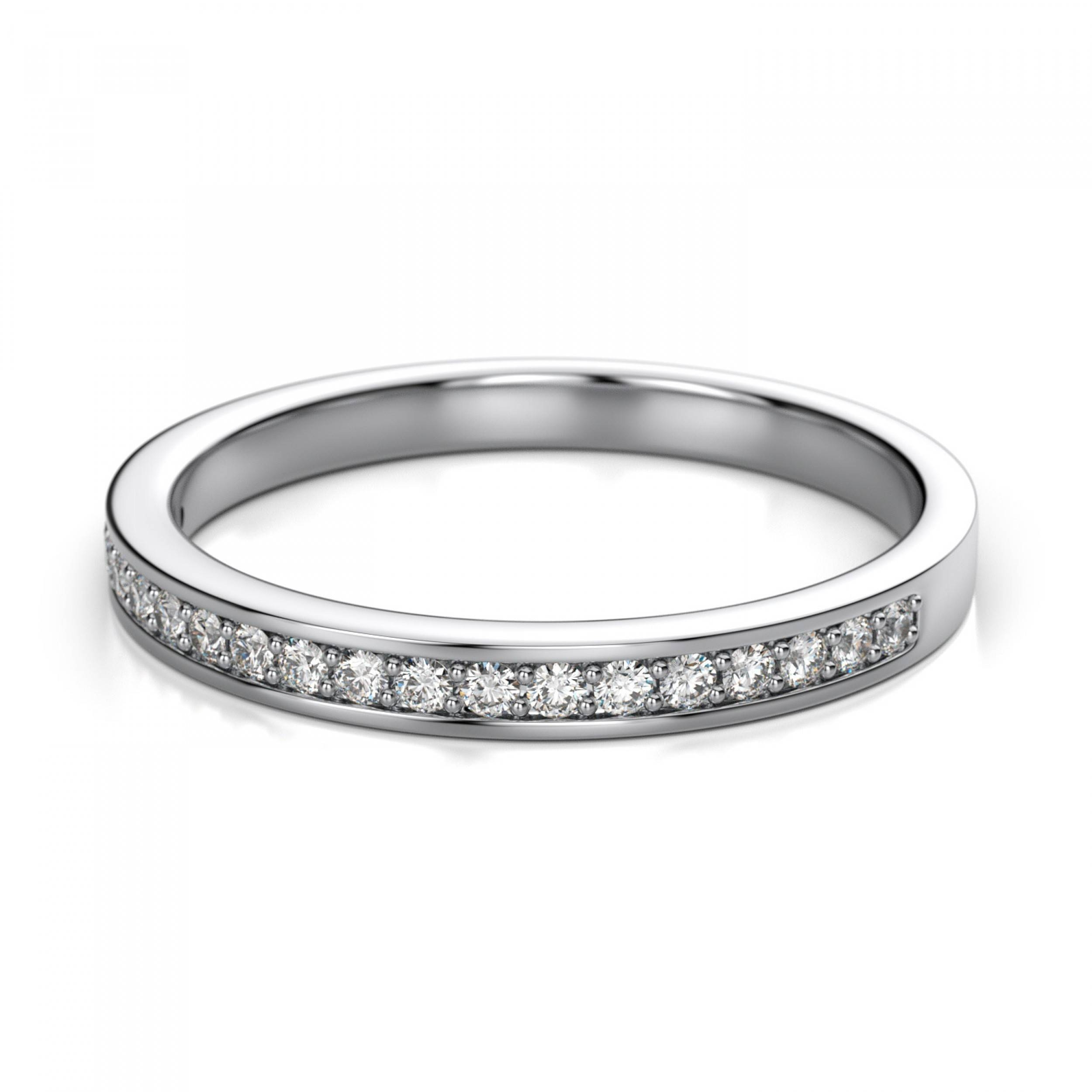 Wedding Rings : Simple Wedding Band Sets Mens Wedding Bands With Regard To Most Recent Pave Set Diamond Wedding Bands (View 13 of 15)