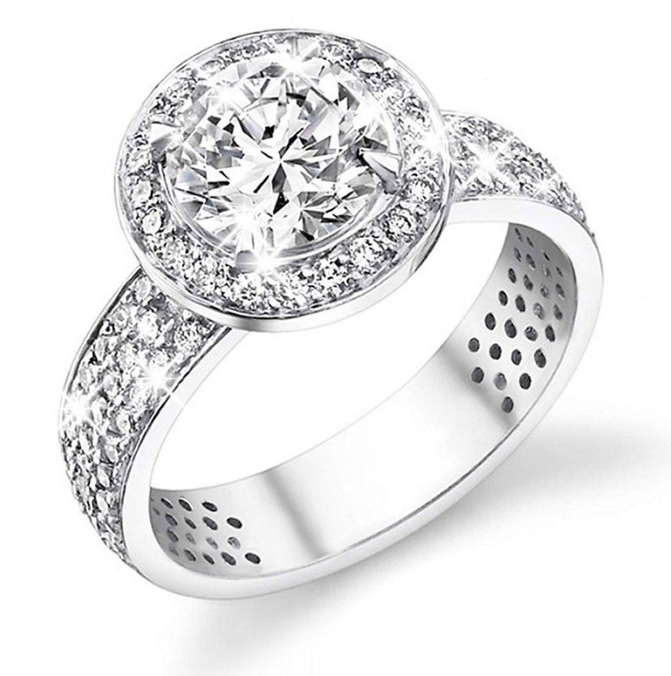 Wedding Rings : Thick Diamond Engagement Rings Thick Diamond Rings Intended For San Diego Engagement Rings (View 7 of 15)