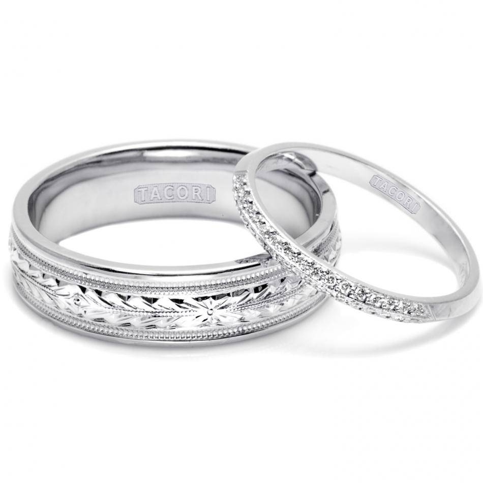 Wedding Rings : Titanium Wedding Bands Pros And Cons Tungsten Intended For Cheap Diamond Wedding Bands (View 2 of 15)