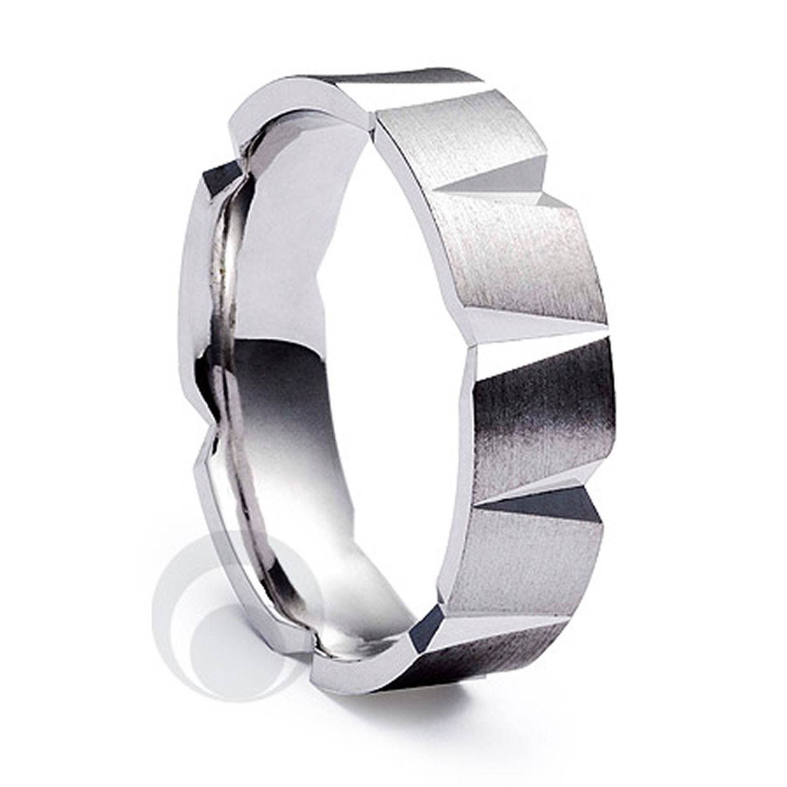 Wedding Rings : Titanium Wedding Sets Titanium Wedding Bands For Pertaining To Most Recent Wedding Band Mens Platinum (View 13 of 15)