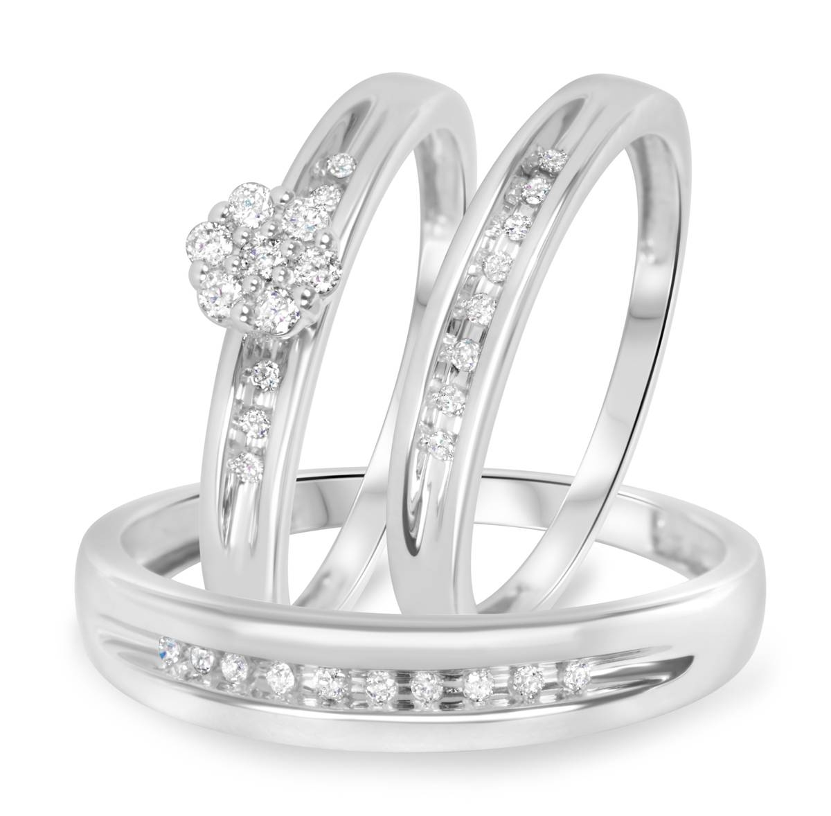Photo Gallery of Layaway Wedding Rings Viewing 9 of 15 Photos