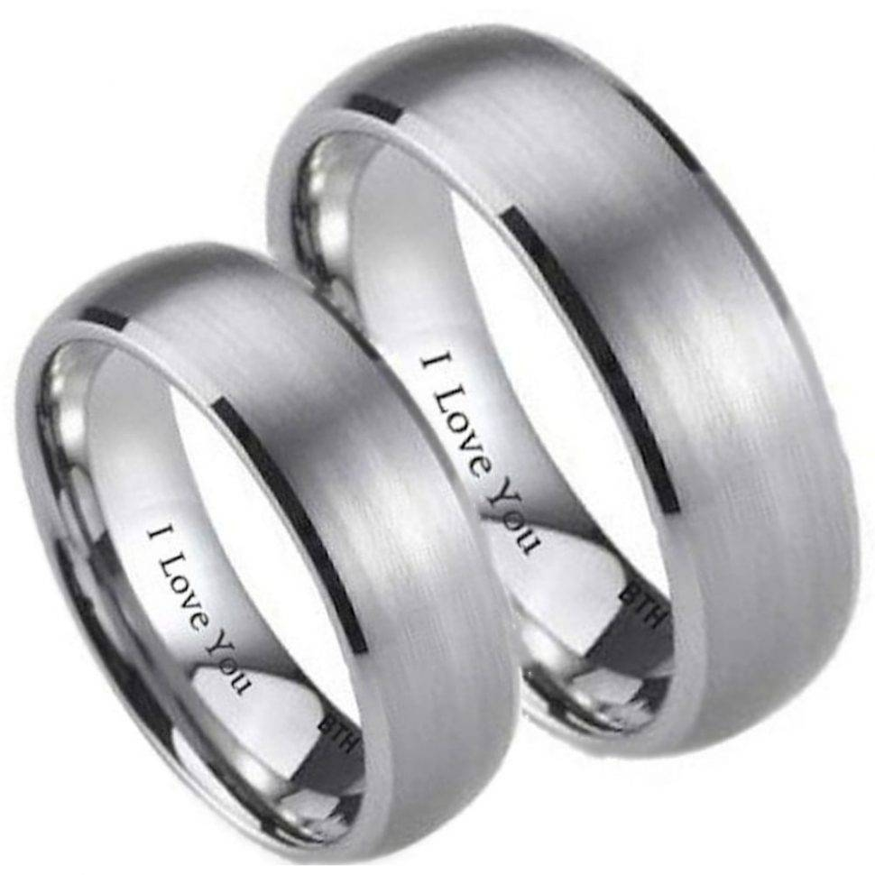 Photo Gallery of Layaway Wedding Rings Viewing 7 of 15 Photos