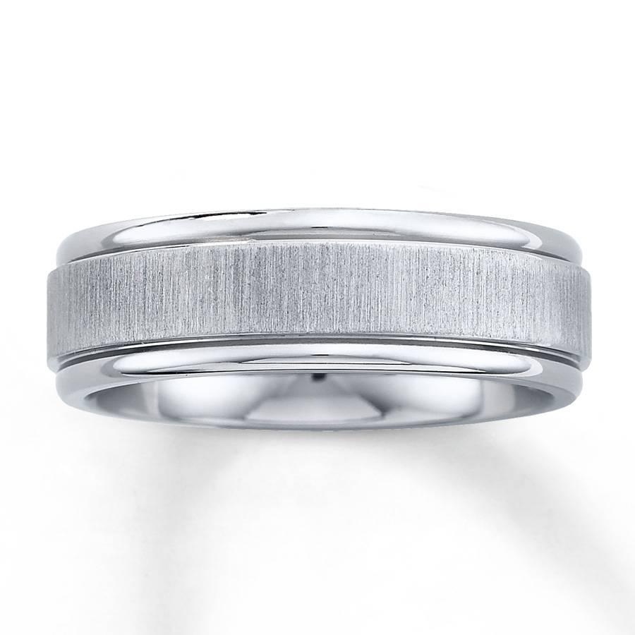 Wedding Rings : Wedding Men Ring Mens Titanium Wedding Rings' Mens Inside 7mm Titanium Wedding Bands (View 4 of 15)
