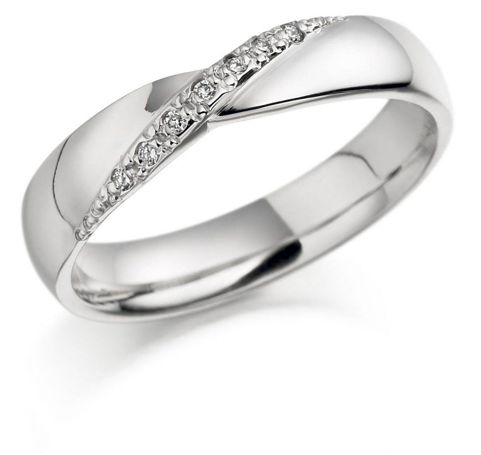 Wedding Rings : White Gold Mens Cross Wedding Band White Gold Mens For Cross Wedding Bands (View 15 of 15)