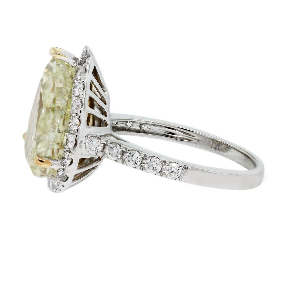 Wedding Rings : Yellow Diamond Chips Contact Yellow Diamond Wiki With Latest Diamond Chip Wedding Bands (View 6 of 15)