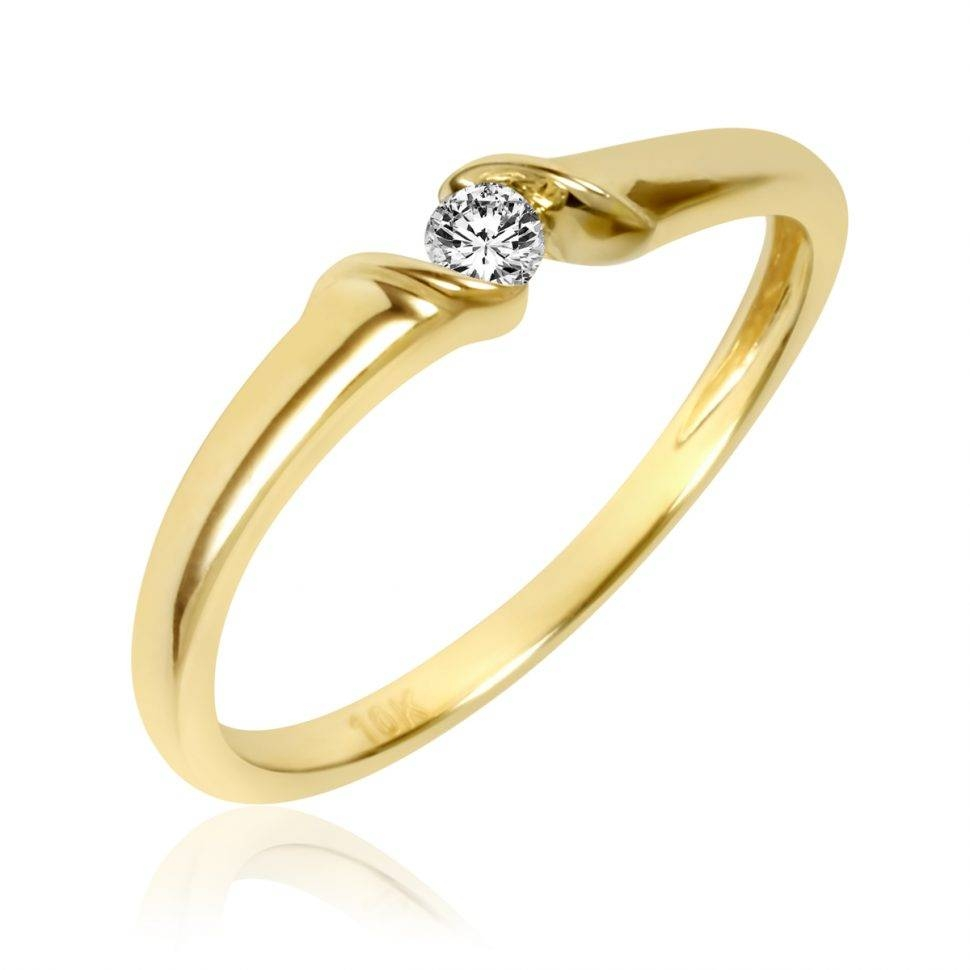 Wedding Rings : Yellow Diamond Wedding Band Best Setting For Throughout Most Up To Date Diamond Chip Wedding Bands (View 10 of 15)