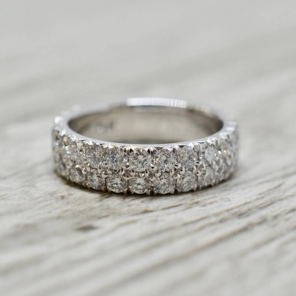Women's Wedding Bands With Recent French Wedding Bands (View 15 of 15)