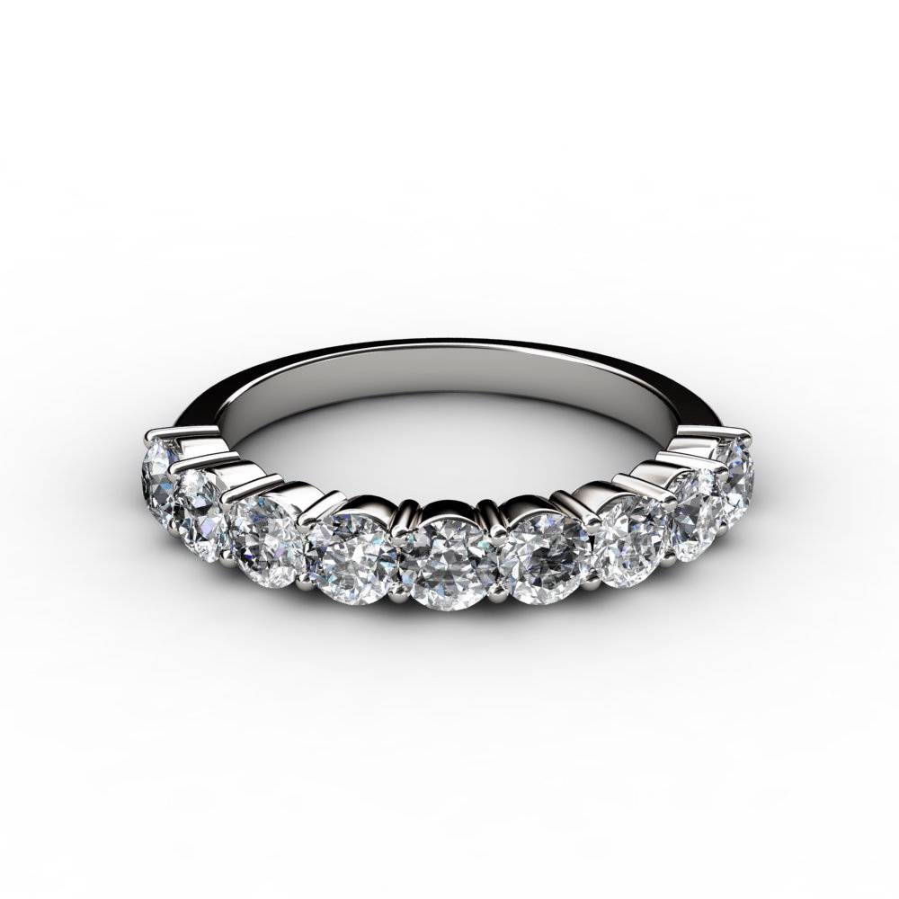 Featured Photo of 1 Ct Diamond Anniversary Rings