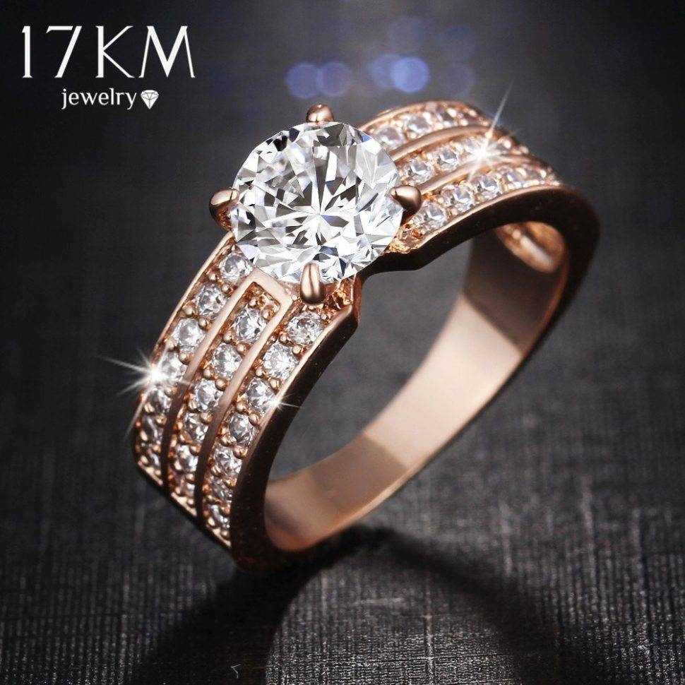 2019 Latest 10 Year Anniversary Rings Ideas