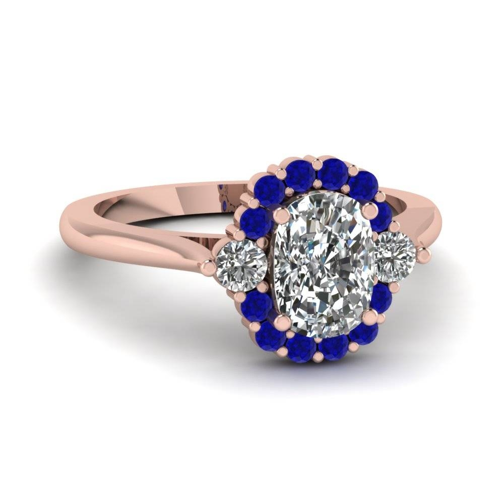 16 Styles Of Diamond Anniversary Rings | Fascinating Diamonds In 2018 Blue Diamond Anniversary Rings (View 9 of 25)