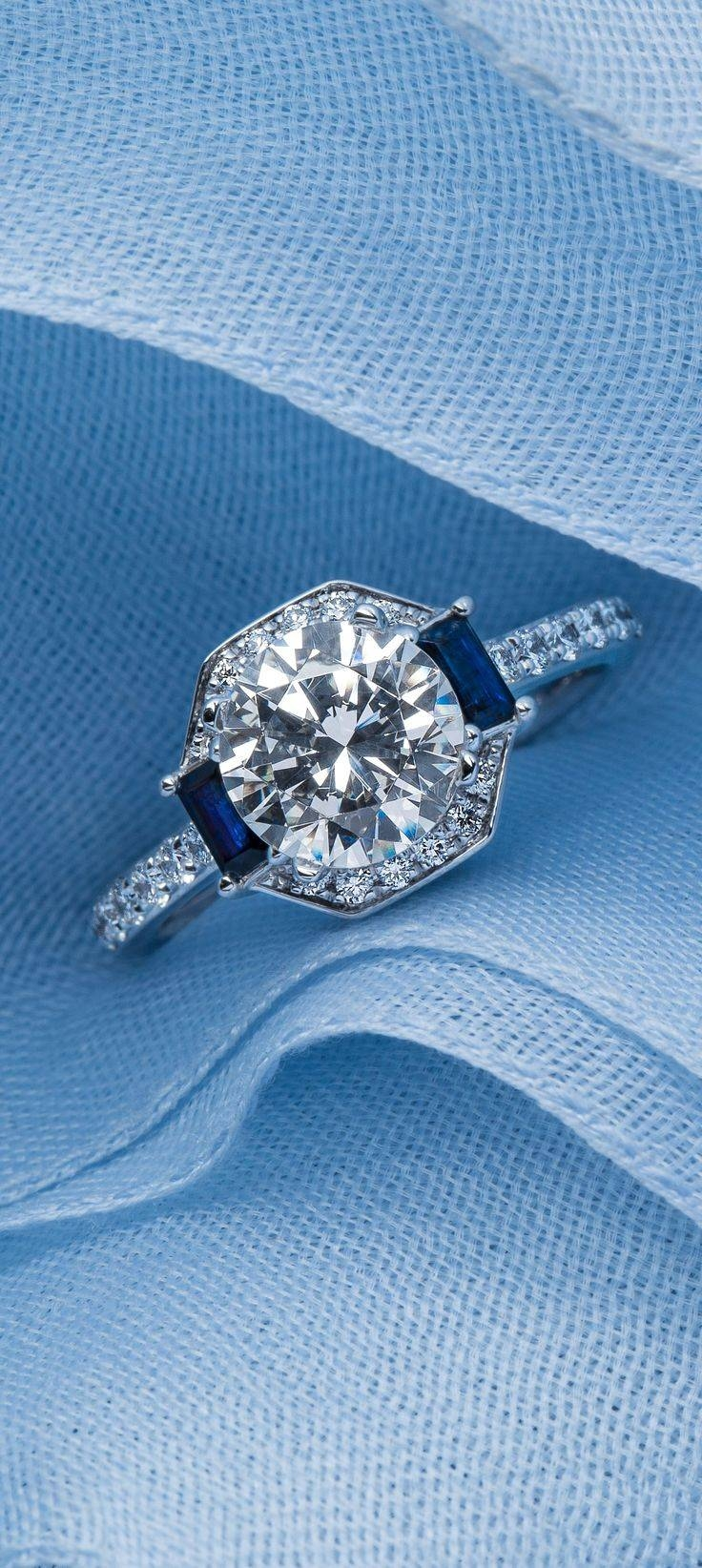 185 Best Monique Lhuillier At Blue Nile Images On Pinterest Within Latest Blue Nile Anniversary Rings (View 3 of 25)