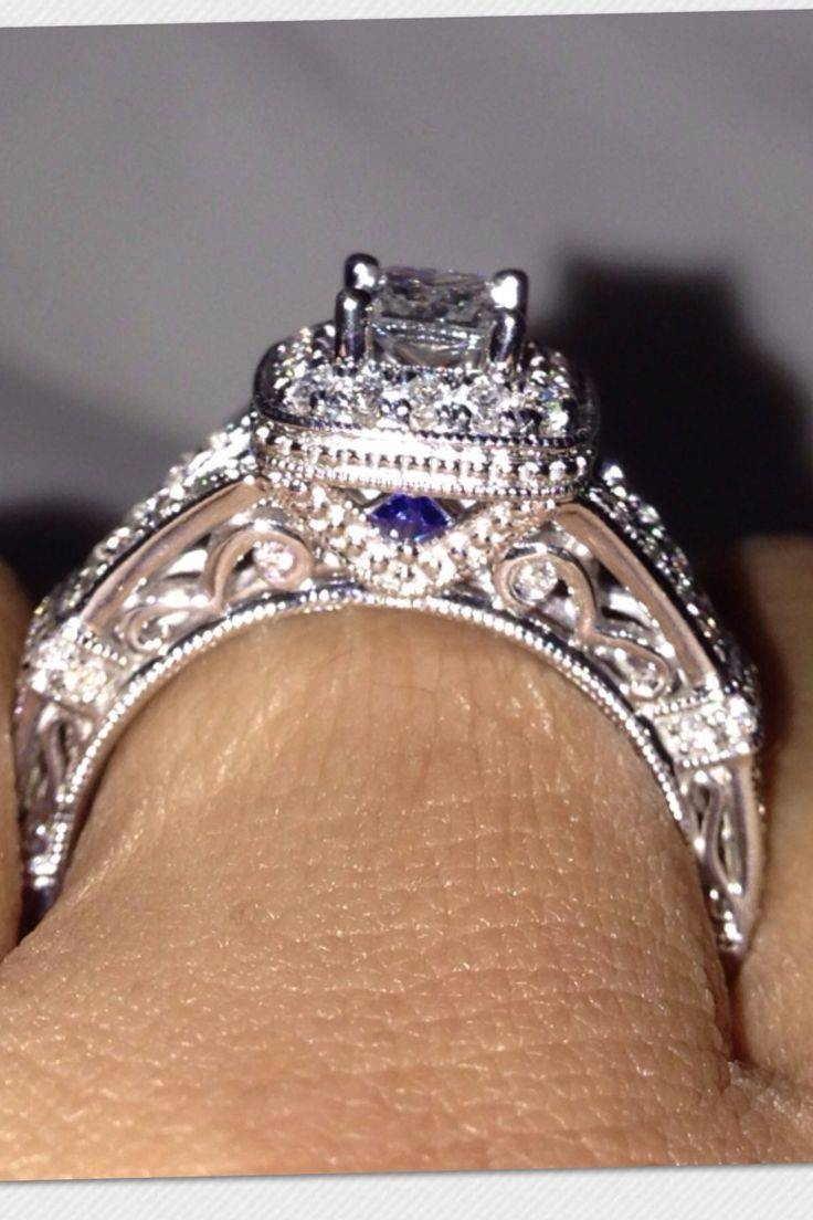 268 Best Engagment Rings Images On Pinterest | Engagement Rings Regarding Most Up To Date Vera Wang Anniversary Rings (View 2 of 25)