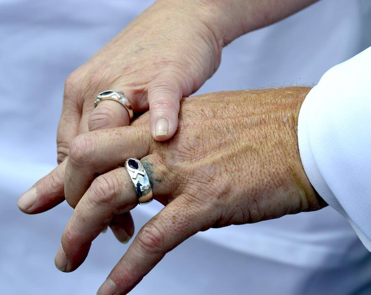 Photo Gallery of 50Th Wedding Anniversary Rings Viewing 5 of 25 Photos