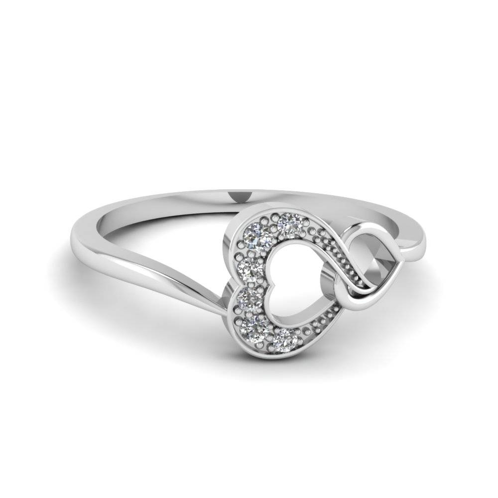 Buy Cheap Promise Rings For Her | Fascinating Diamonds Throughout Best And Newest Affordable Anniversary Rings (View 6 of 25)