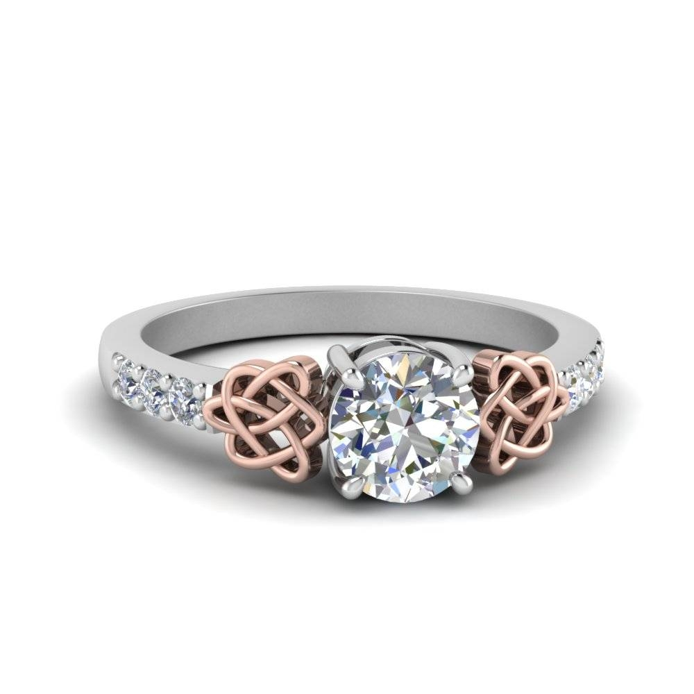 Celtic Engagement Rings & Wedding Rings | Fascinating Diamonds For Most Current Celtic Anniversary Rings (View 5 of 25)
