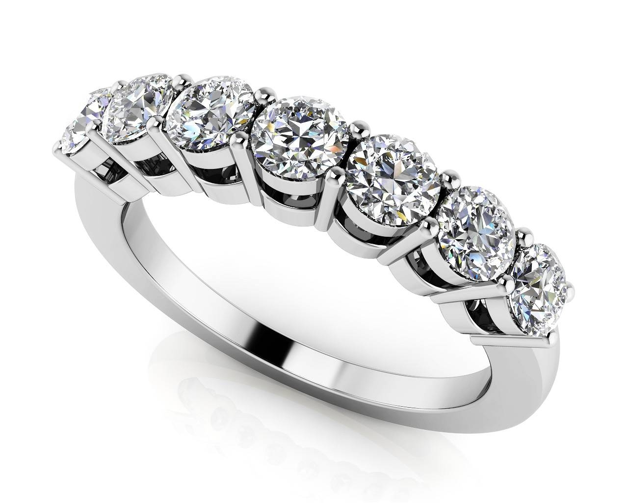 Design Your Own Diamond Anniversary Ring & Eternity Ring With Regard To 2017 5 Diamond Anniversary Rings (Gallery 23 of 25)