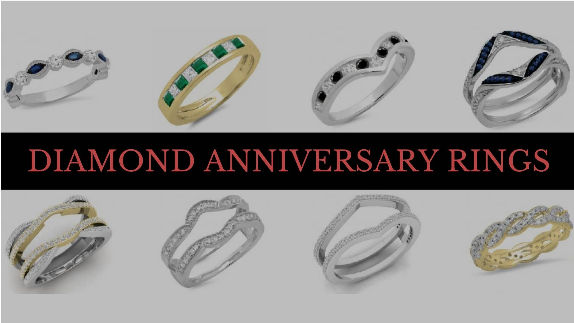Diamond Anniversary Rings Archives | Dazzling Rock Jewelry Blog With Best And Newest Anniversary Rings For Him (View 2 of 25)