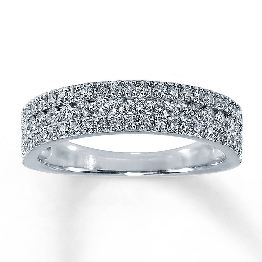 Diamond Anniversary Rings | Wedding, Promise, Diamond, Engagement Throughout Current 10 Year Anniversary Rings Ideas (View 4 of 15)