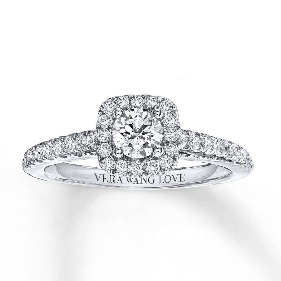 Engagement Rings, Wedding Rings, Diamonds, Charms. Jewelry From Regarding Most Recently Released Vera Wang Anniversary Rings (Gallery 23 of 25)