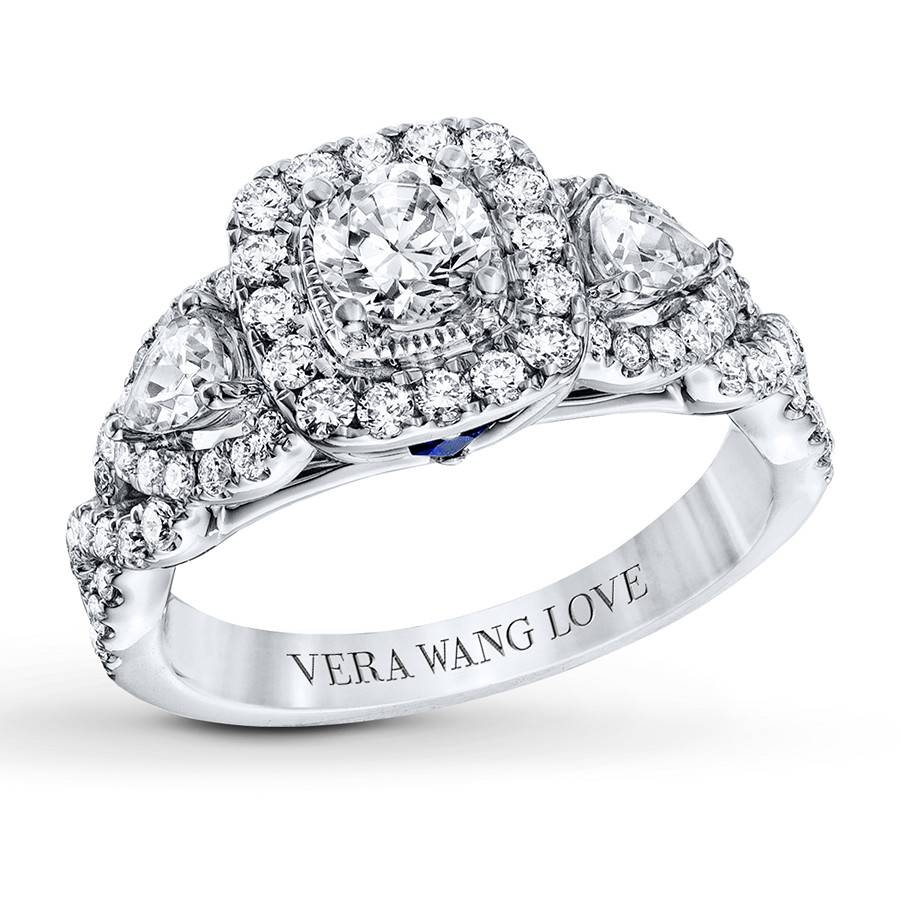 Engagement Rings, Wedding Rings, Diamonds, Charms. Jewelry From With 2017 Vera Wang Anniversary Rings (Gallery 22 of 25)