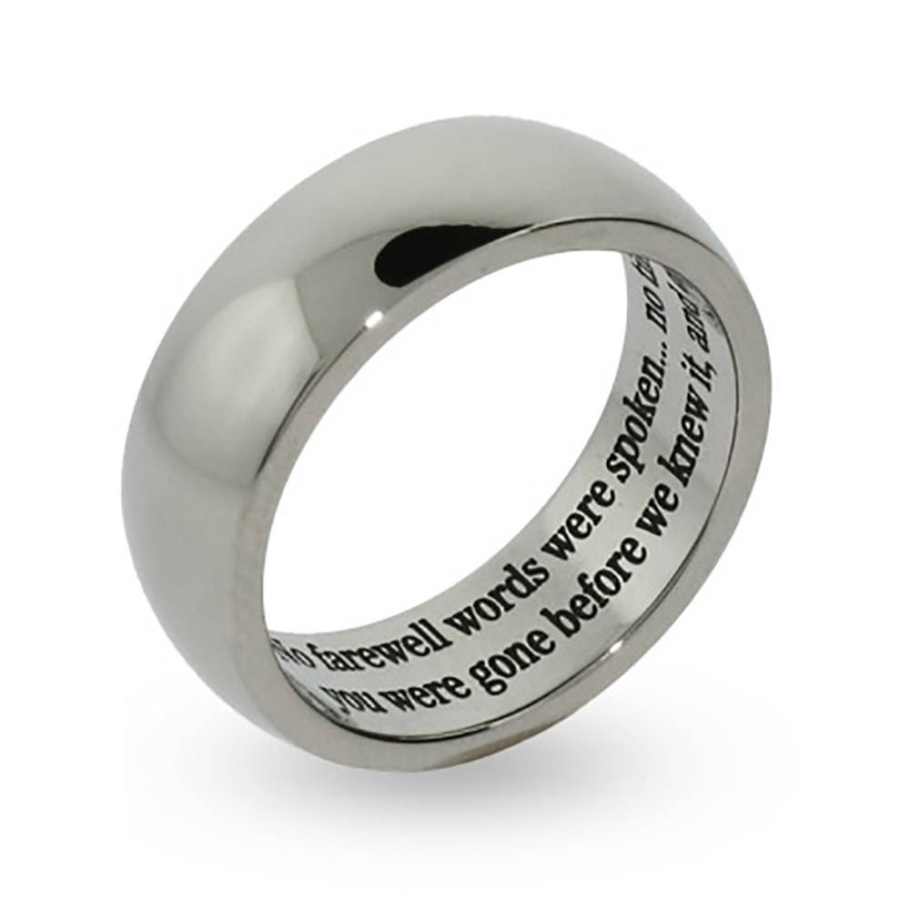 Engraved Rings Anniversary – Engraved Rings For Wedding And Other With Regard To Most Up To Date Engraved Anniversary Rings (View 8 of 25)