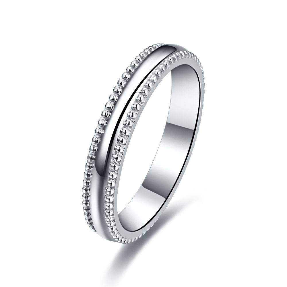 Excellent Design Great Quality Male's Wedding Anniversary Ring Within Latest Silver Wedding Anniversary Rings (View 13 of 25)