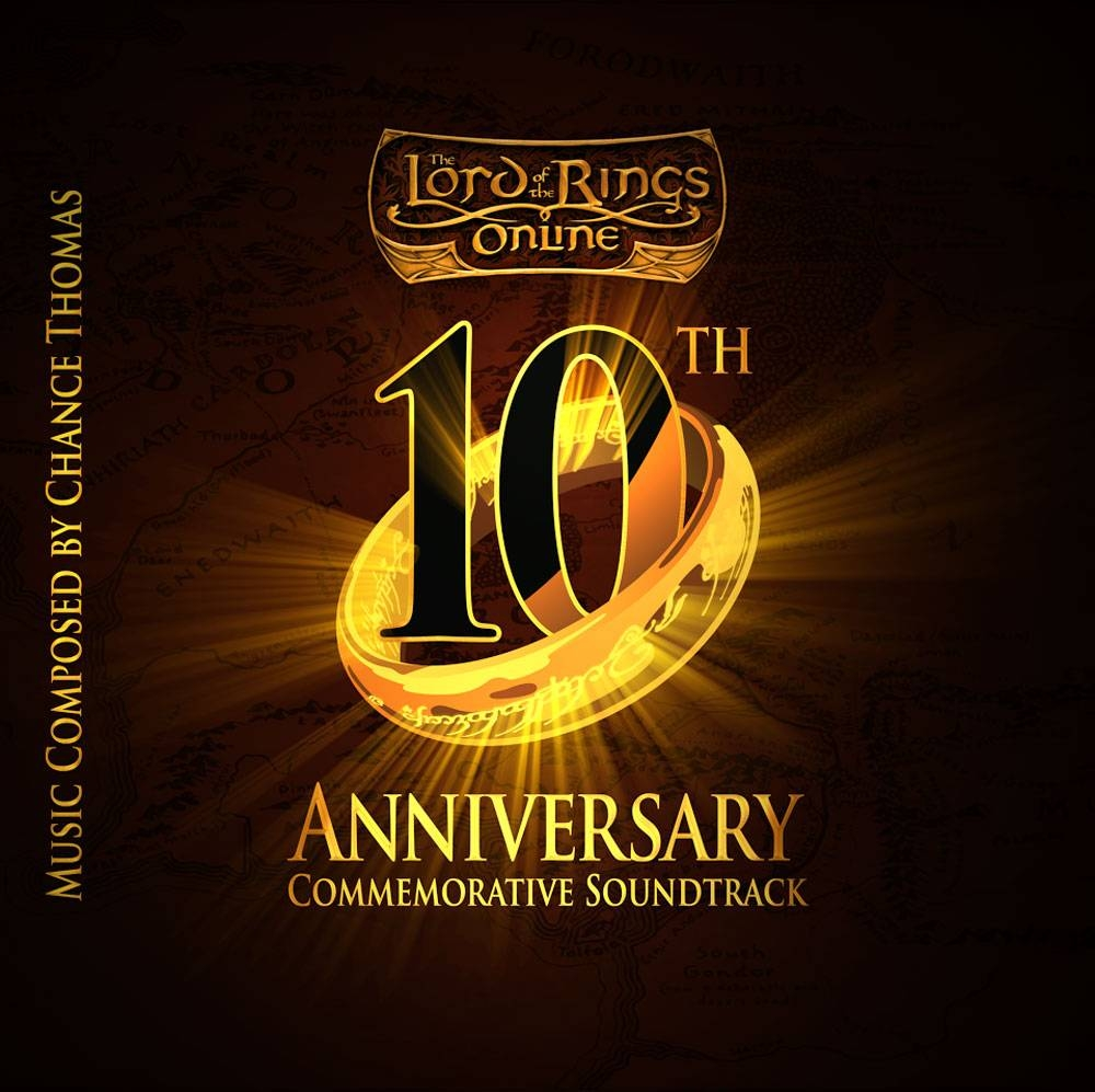 Hugesound Records Presents The Lord Of The Rings Onlinetm 10Th Throughout Most Recently Released 10Th Anniversary Rings (View 9 of 15)