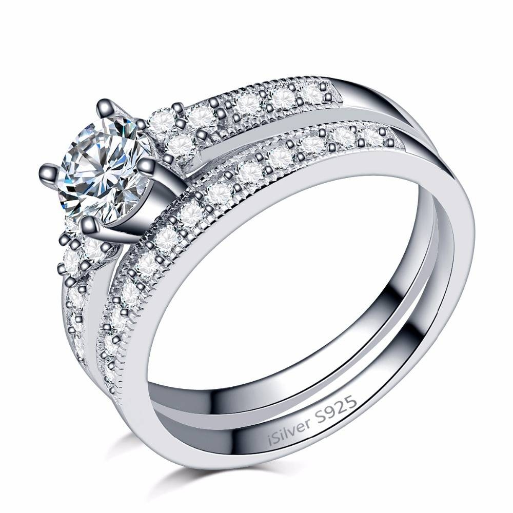 Inspirational 25Th Wedding Anniversary Rings Photo Gallery – Alsayegh With Current Silver 25Th Anniversary Rings (View 9 of 25)