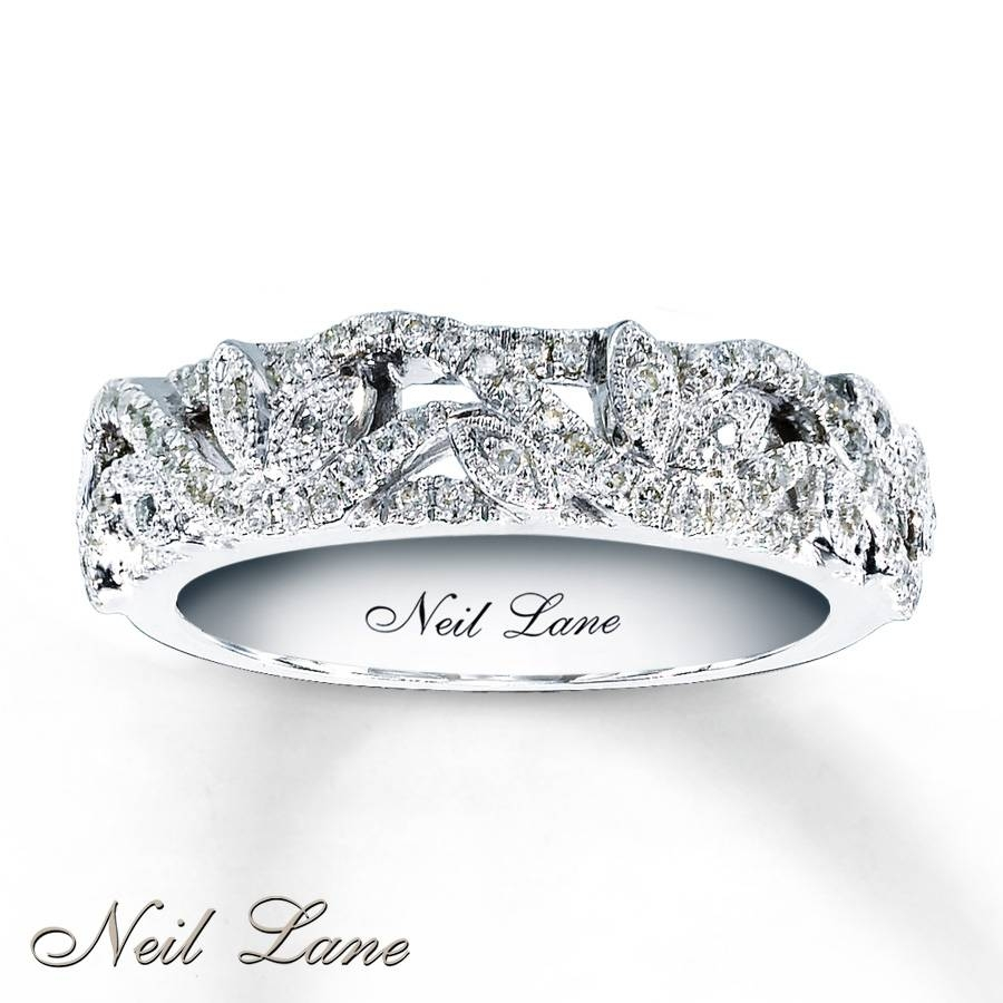 Jared – Neil Lane Designs Ring 1/3 Ct Tw Diamonds Sterling Silver Throughout Recent Neil Lane Anniversary Rings (View 11 of 25)