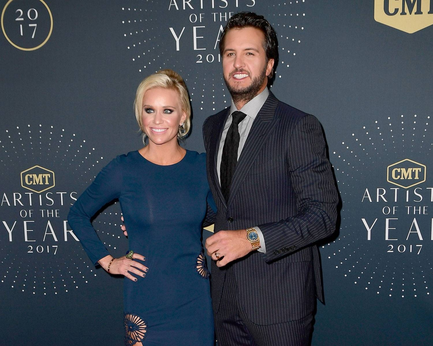 Luke Bryan Upgraded Wife's Engagement Ring On 10Th Anniversary Throughout 2017 Ten Year Wedding Anniversary Rings (Gallery 23 of 25)