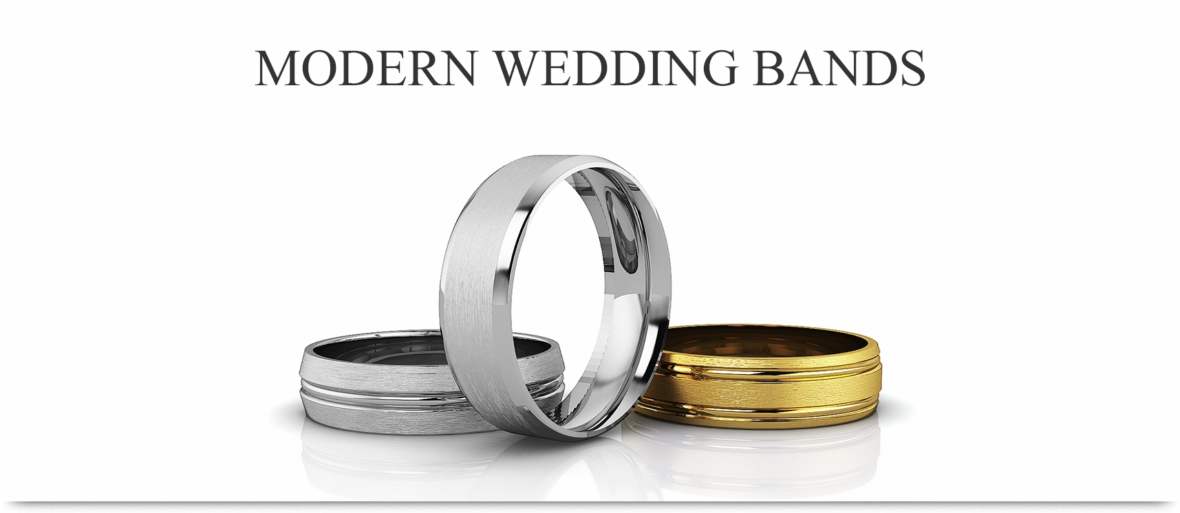 Modern Design Wedding Bands For Men And Women Inside Current Modern Anniversary Rings (View 8 of 25)
